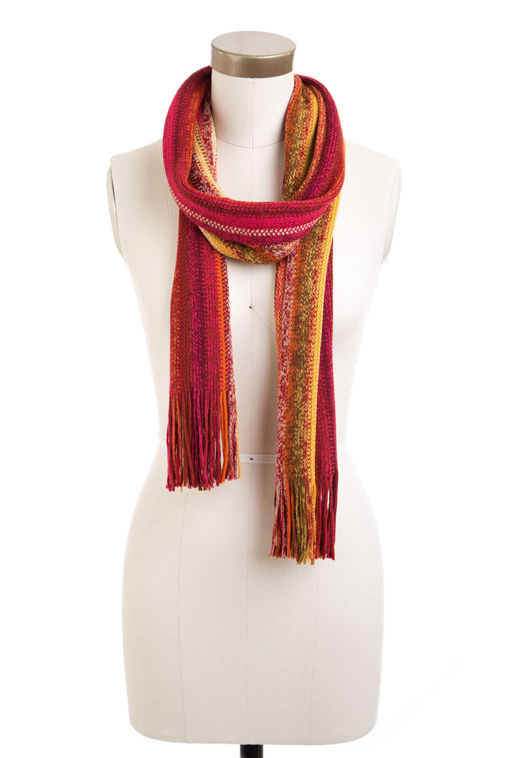 Type 3 Multi Fire Colors Scarf