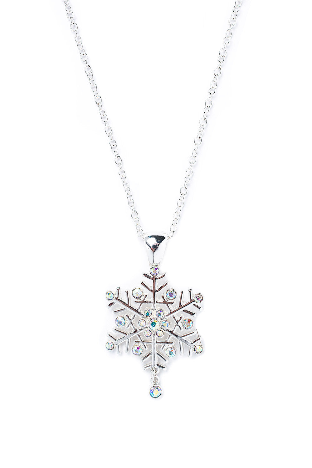 Type 4 Snow Time Necklace