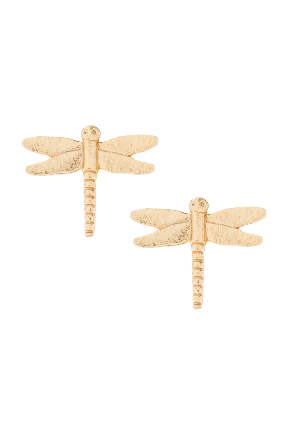 Type 1 Dragonfly Charm Earrings