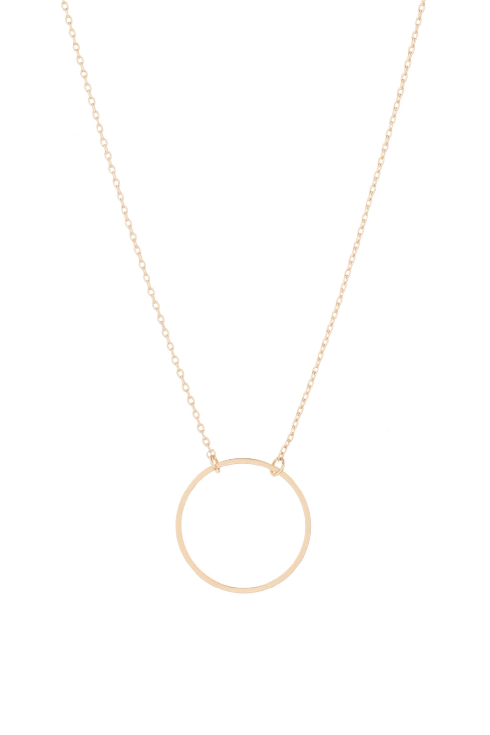 Type 1 Round And Round Necklace