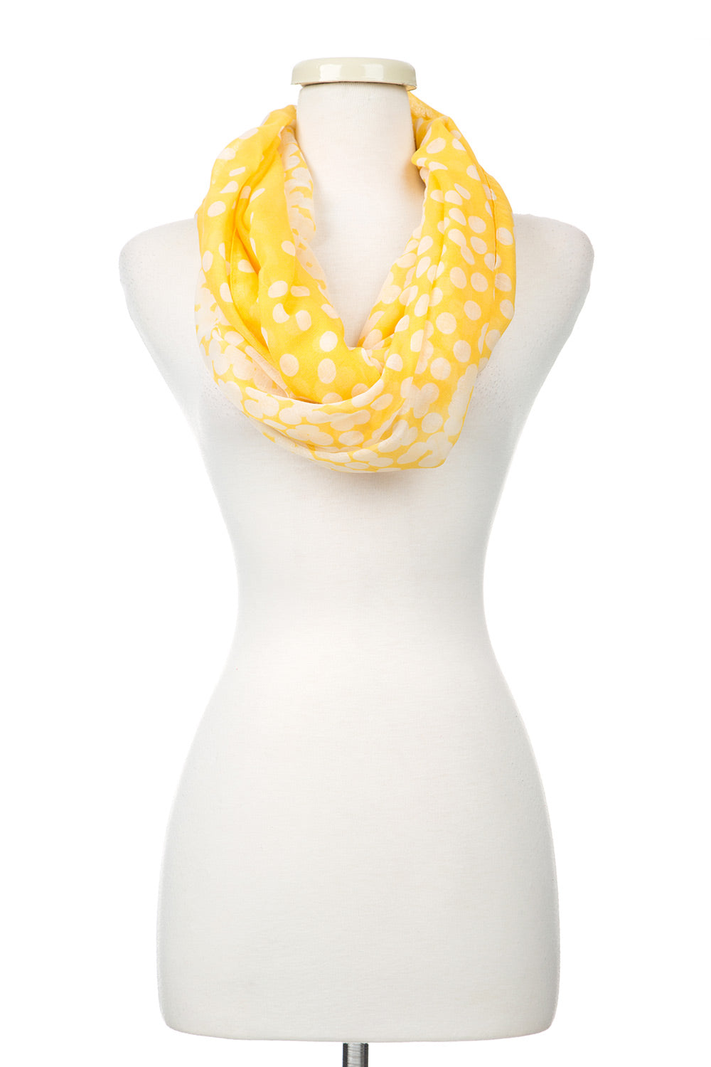 Type 1 Bouyant Bubbles Infinity Scarf