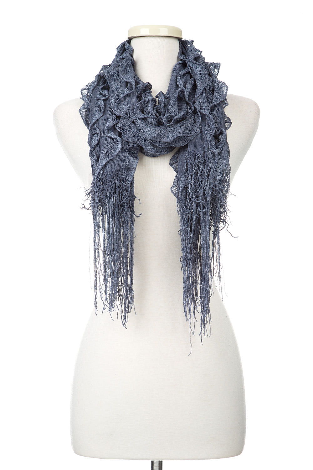 Type 2 Steel My Heart Scarf