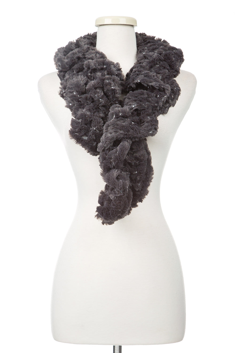 Type 2 Fur All of Time Scarf