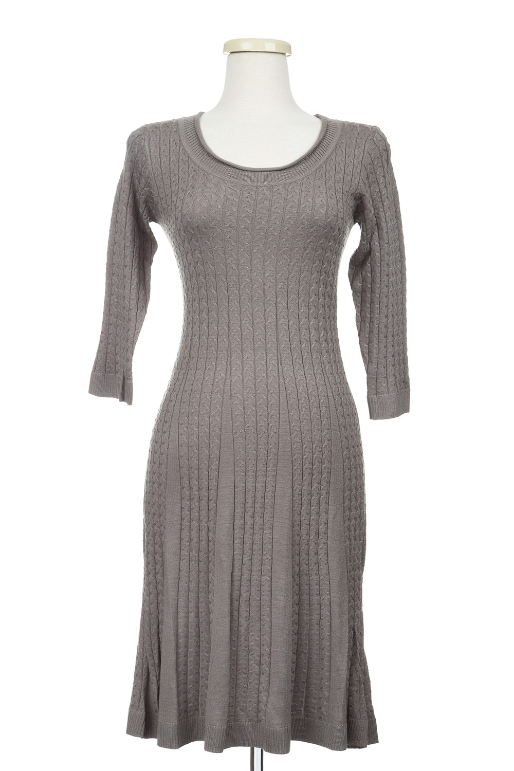 Type 2 Cable Knit Comfort Dress
