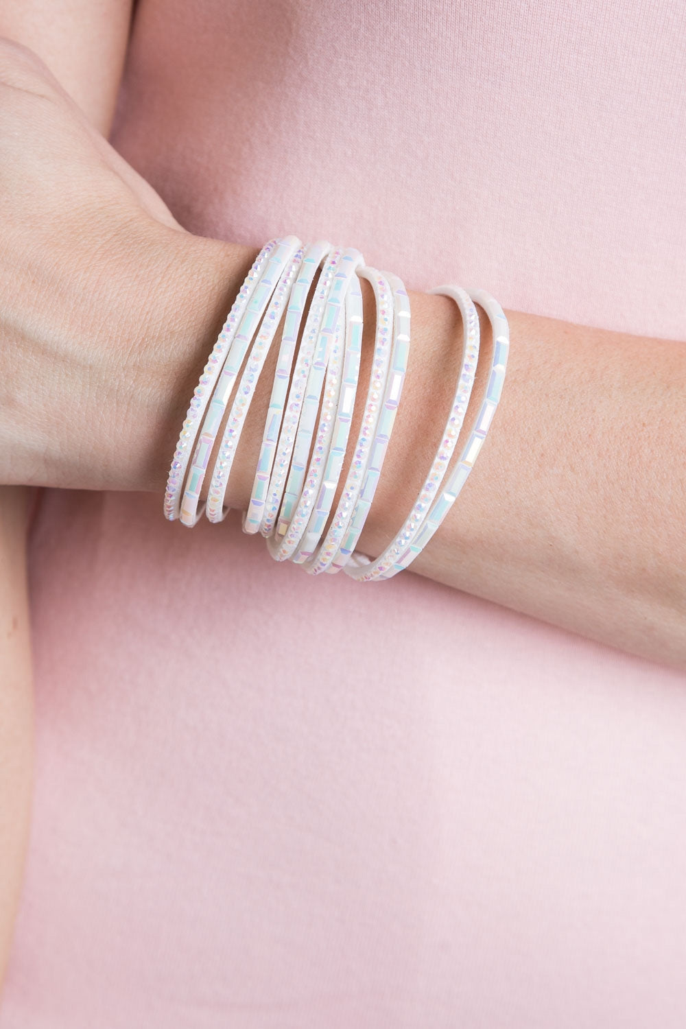 Type 1 White Night Bracelet