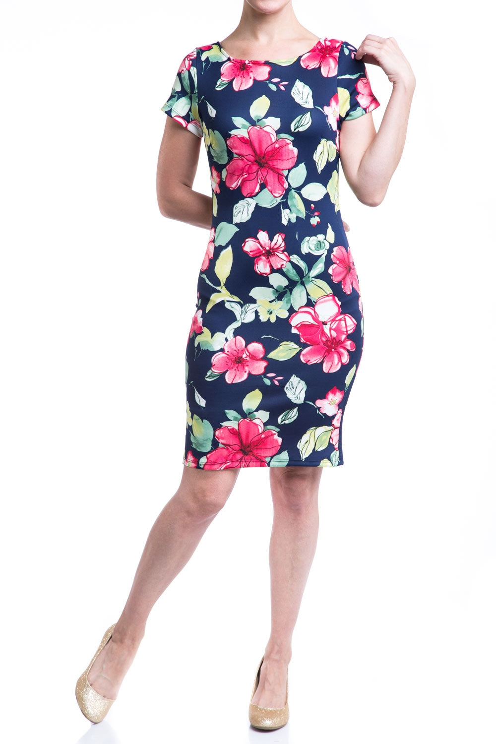 Type 1 Garden Burst Dress