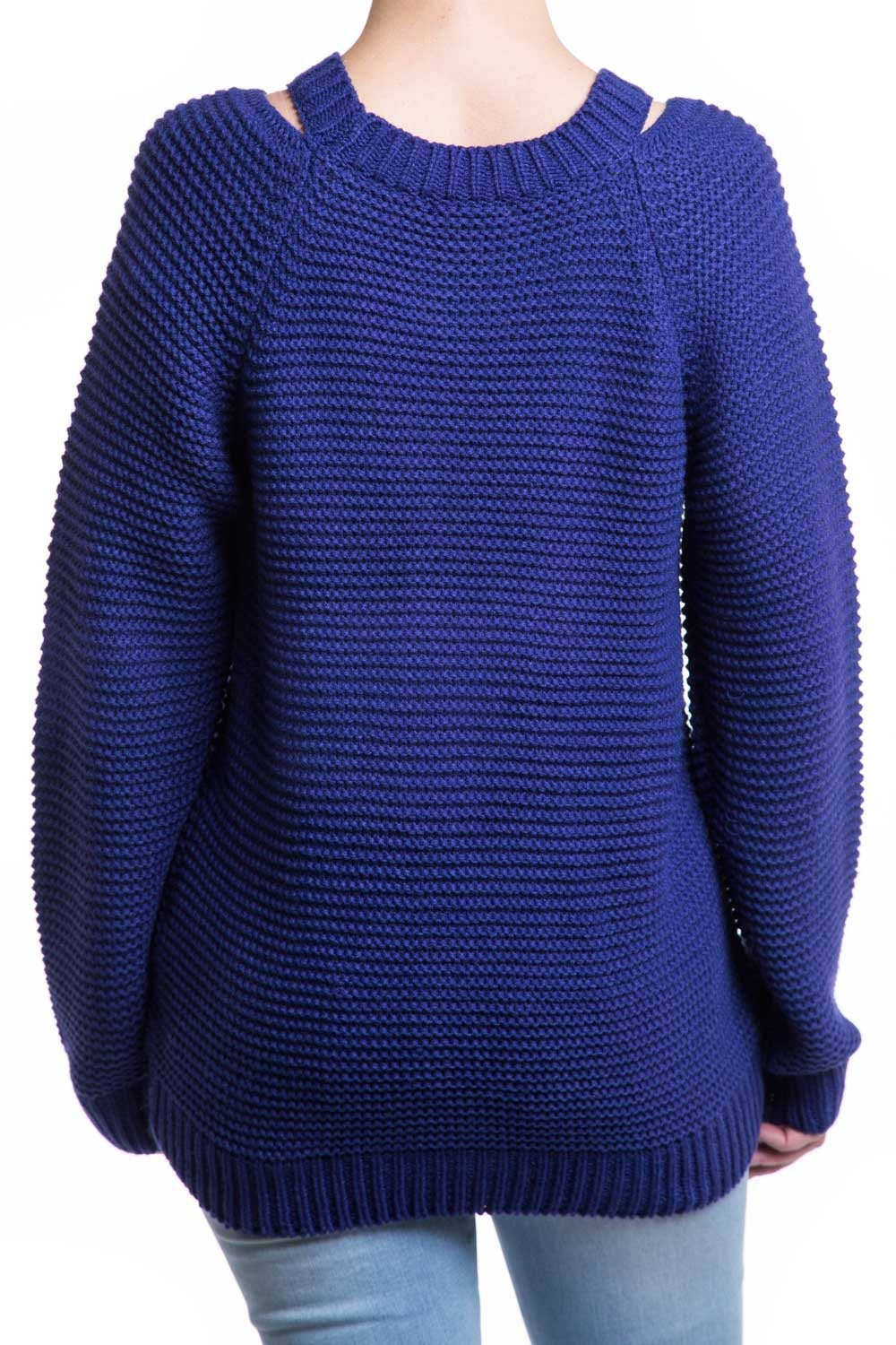 Type 1 Shoulder Show Sweater