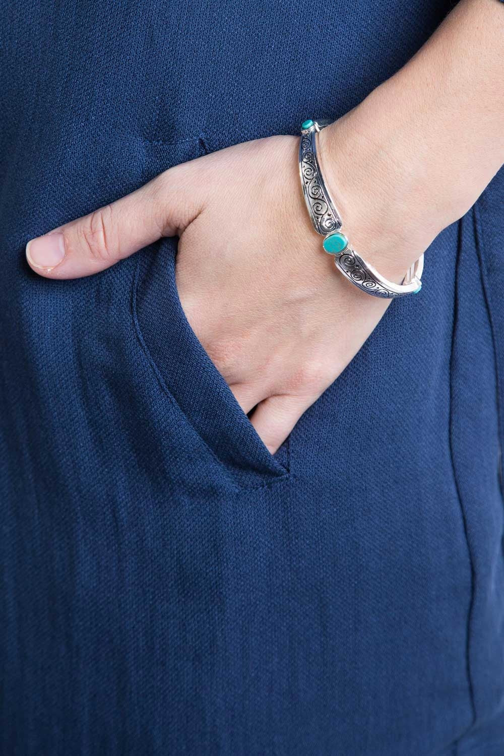 Type 2 Once In A Blue Moon Bracelet