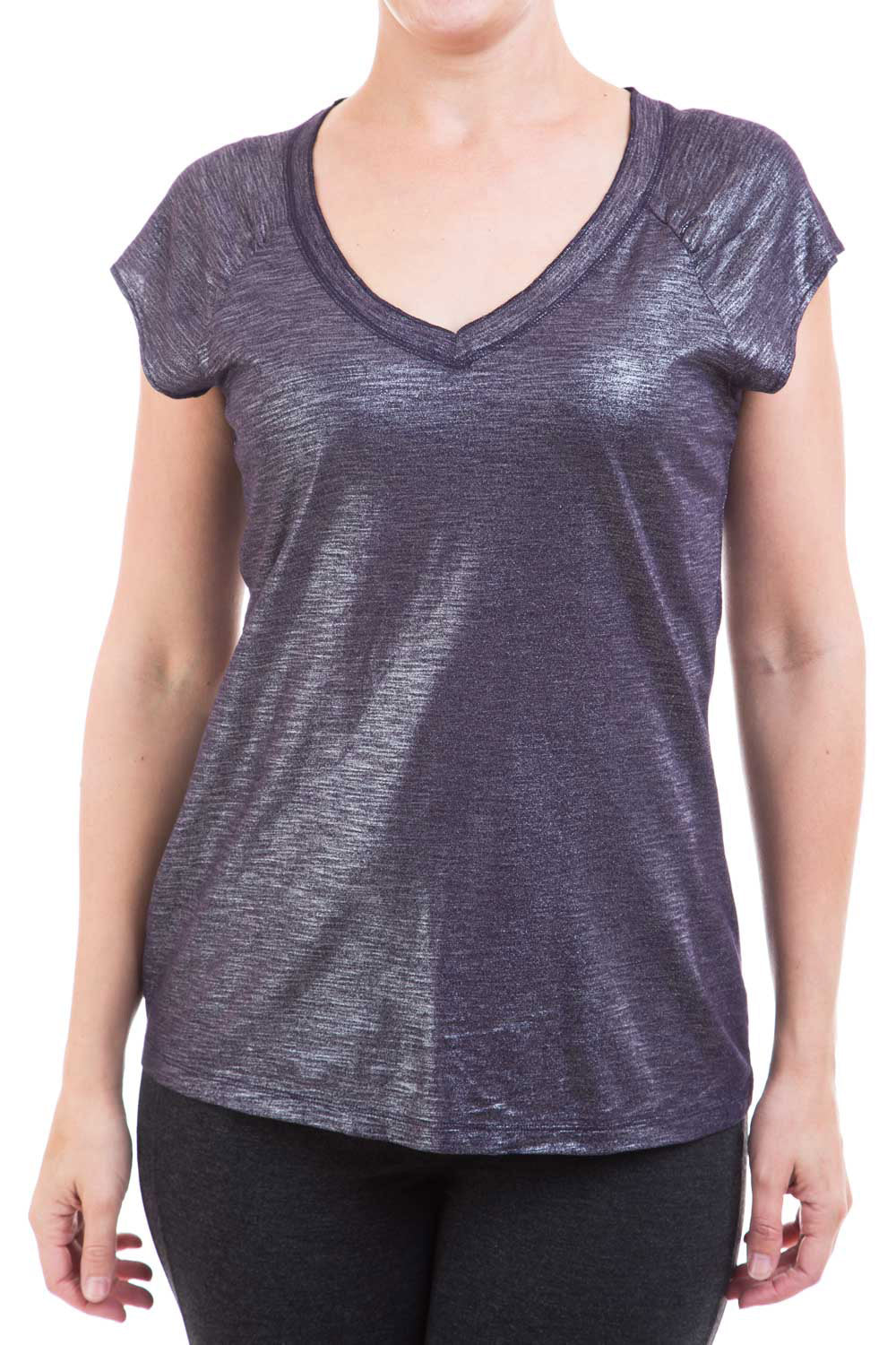 Type 2 Purple Shimmer Top