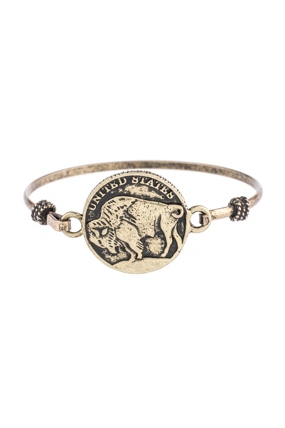 Type 3 Buffalo Soldier Bracelet