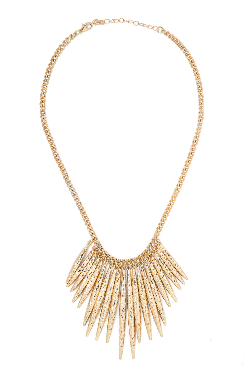 Type 3 Fierce Fringe Necklace