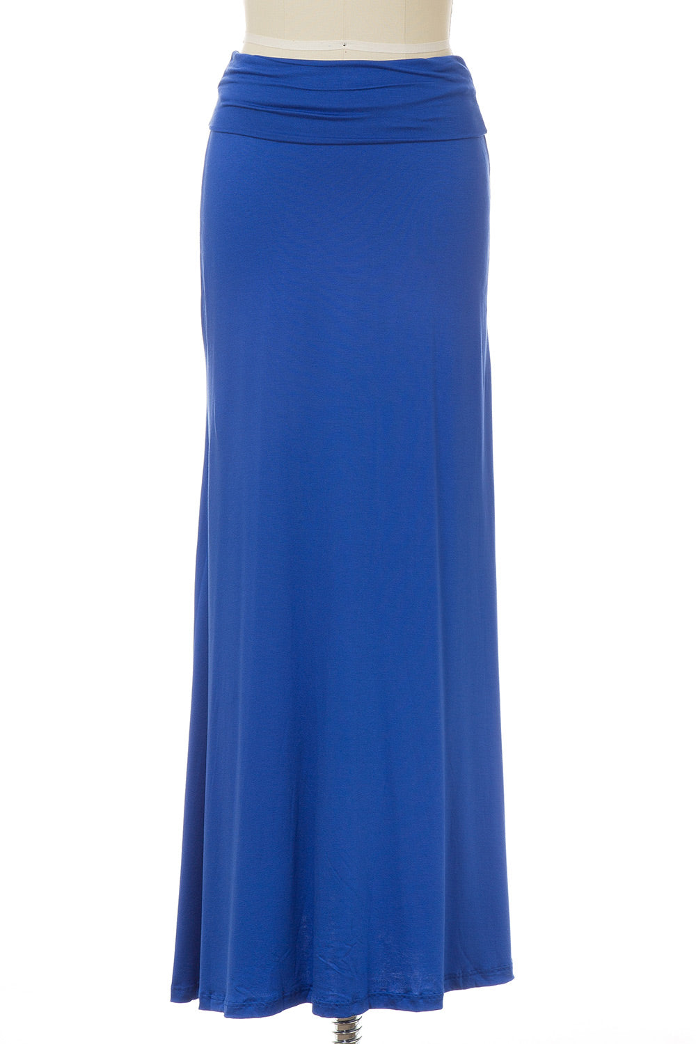 Type 1 Deep Blue Sea Maxi Skirt