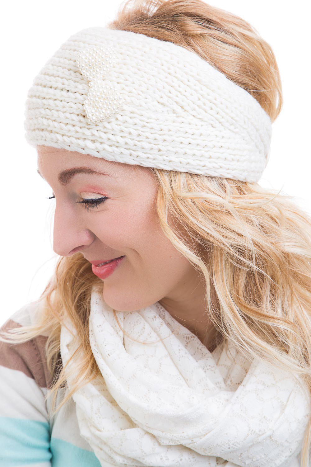 Type 1 Winter Friends Headband