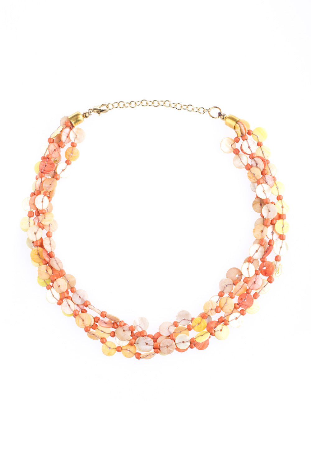 Type 1 Peachy Keen Necklace