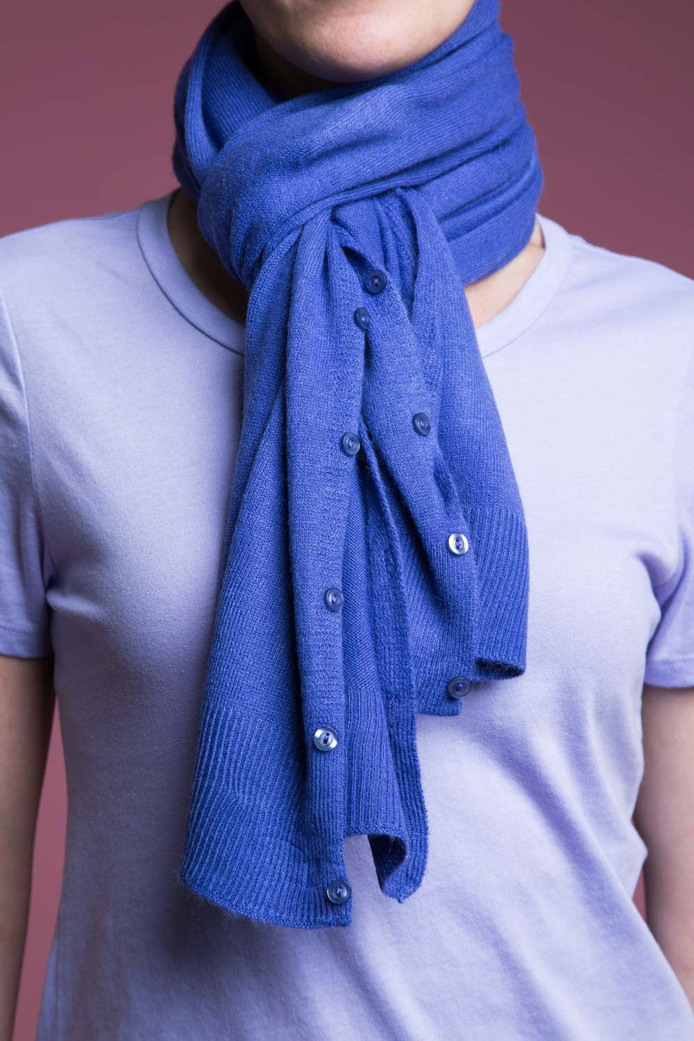 Type 2 Blue Without You Scarf