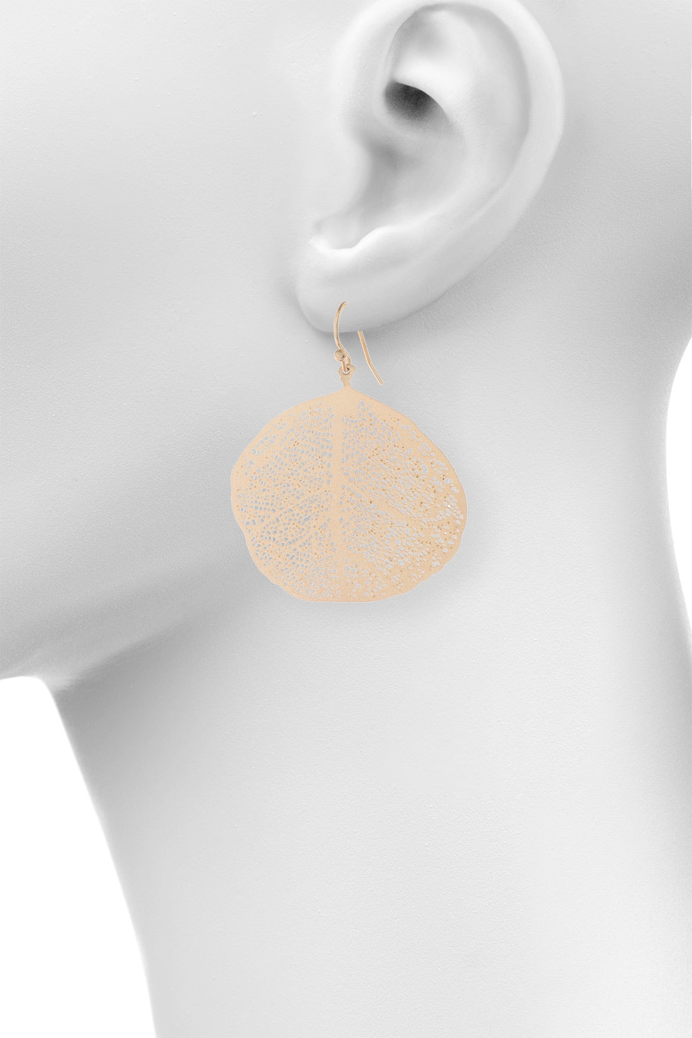 Type 1 Leaf It To Me Earrings