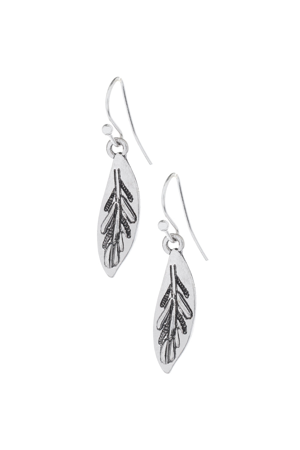 Type 2 Leaves Of Wisdom Earrings