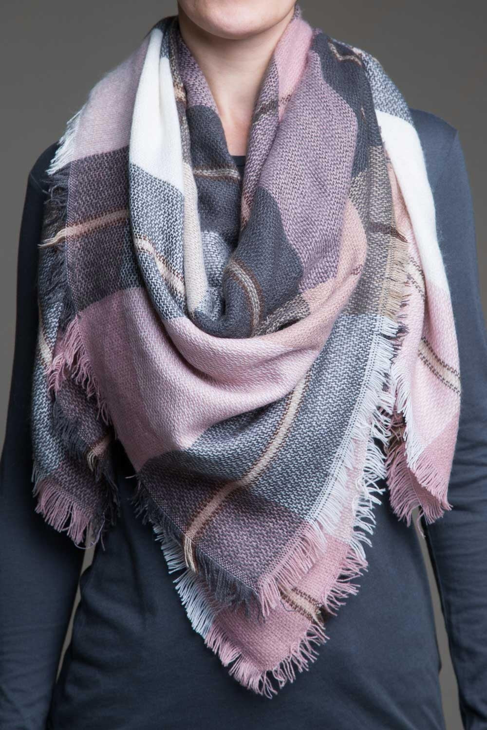Type 2 Highland Love Scarf