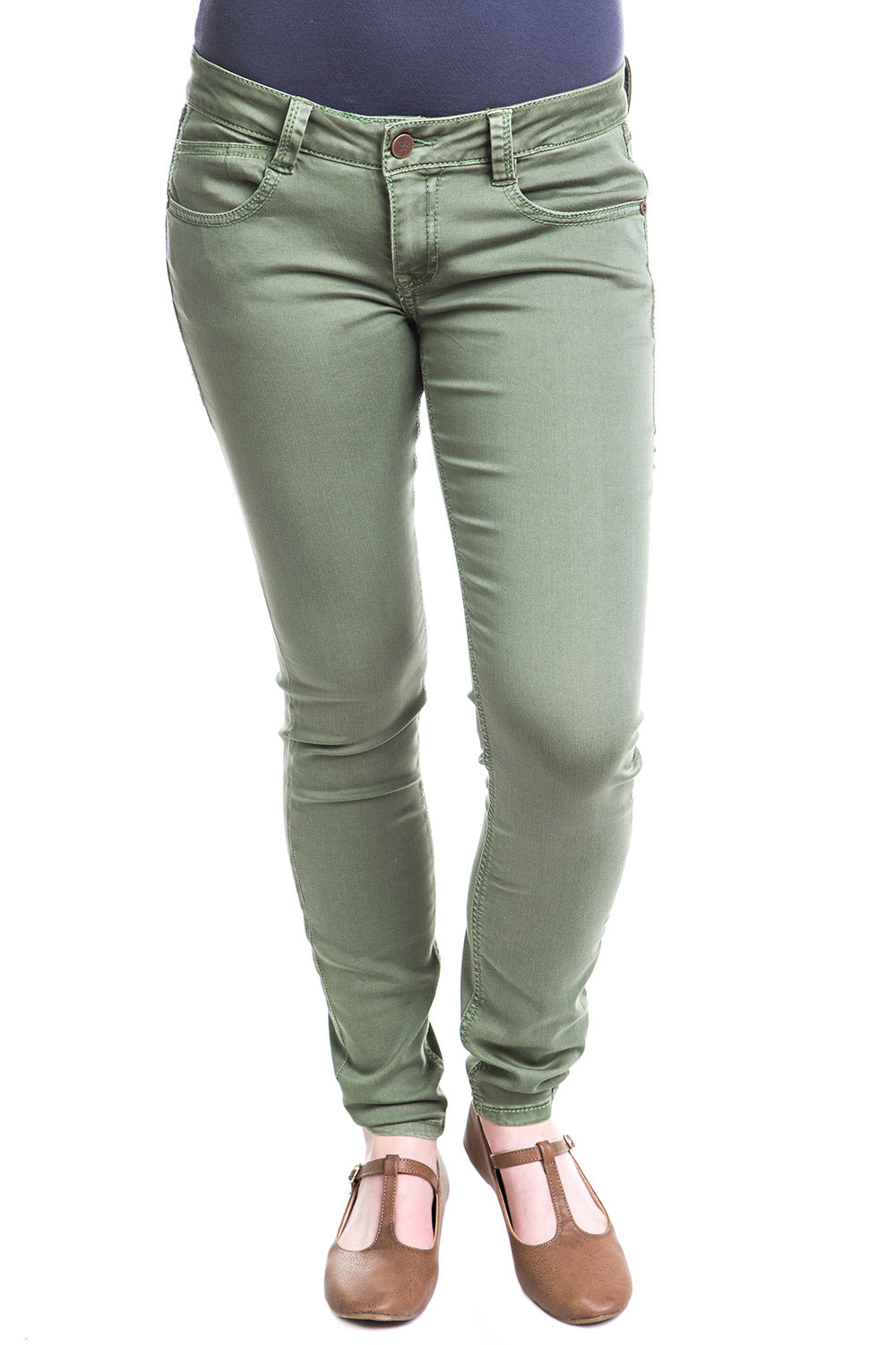 Type 2 Favorite Pants In Jade