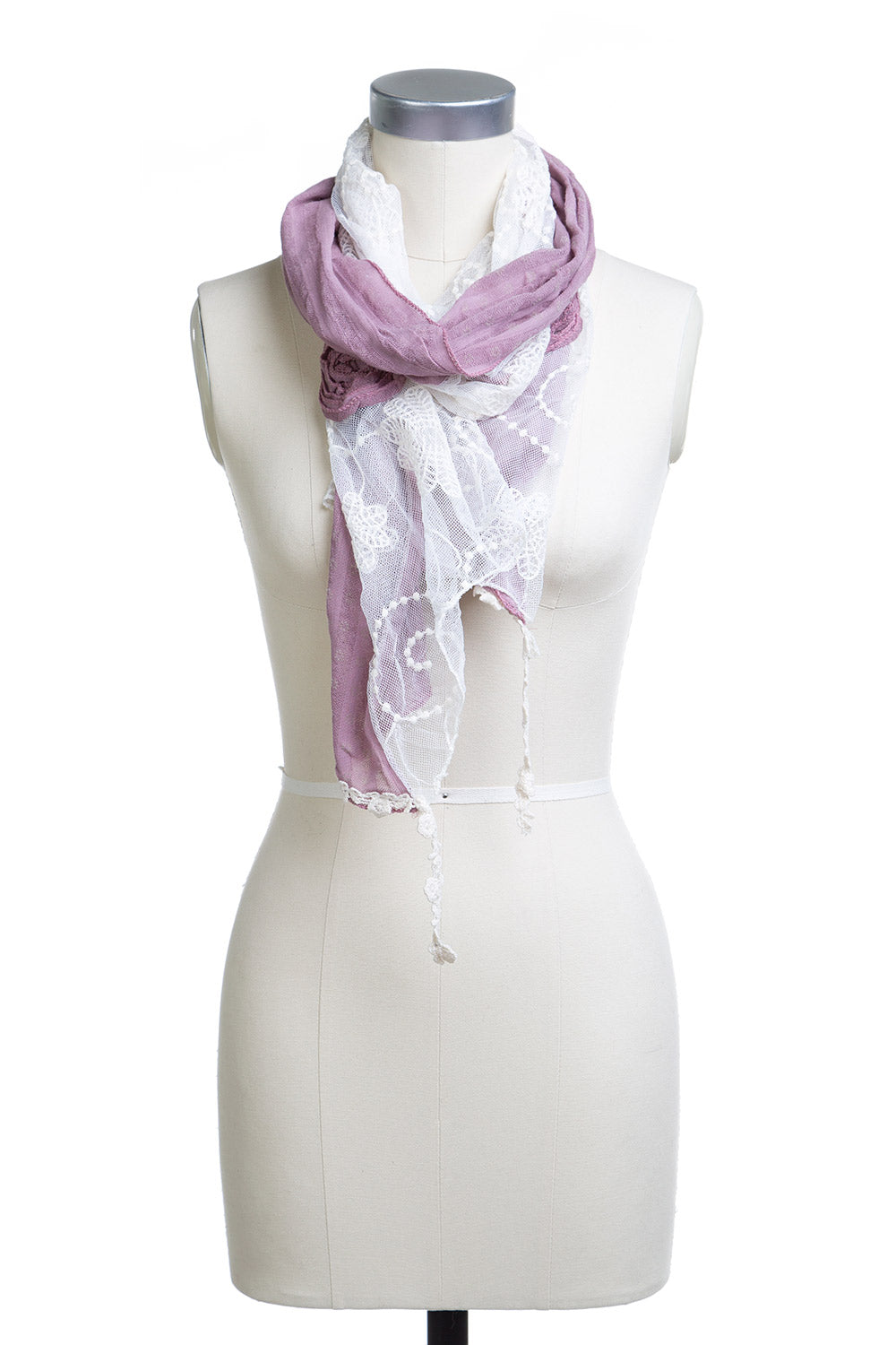 Type 2 I Mauve You So Much Scarf