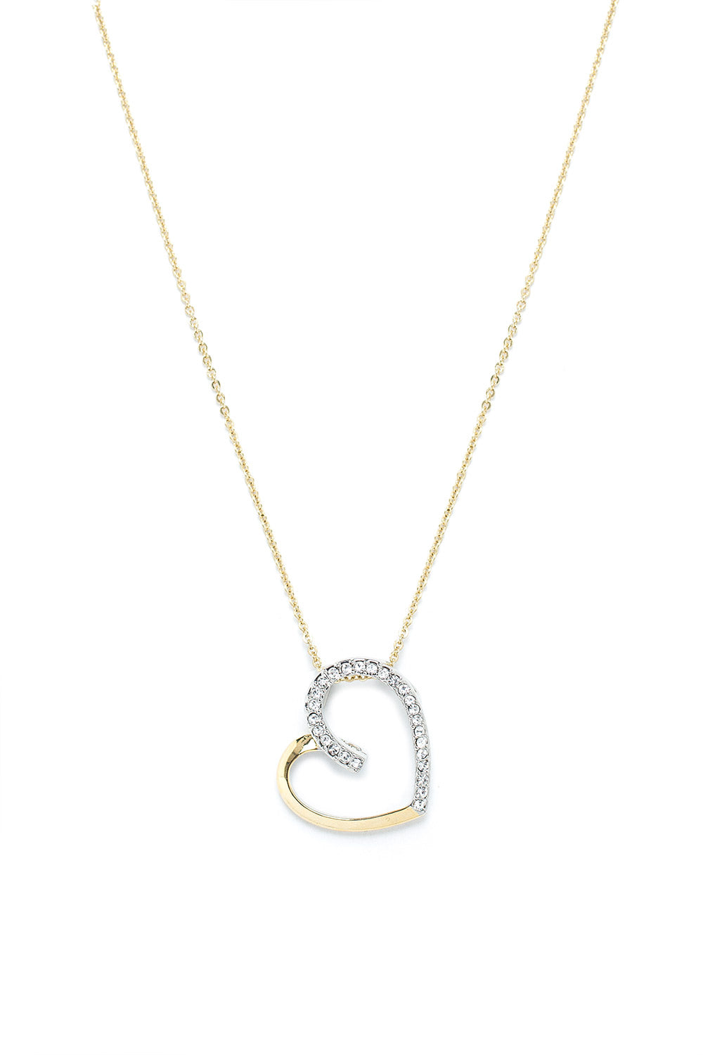 Type 1 Hearts In Atlantis Necklace