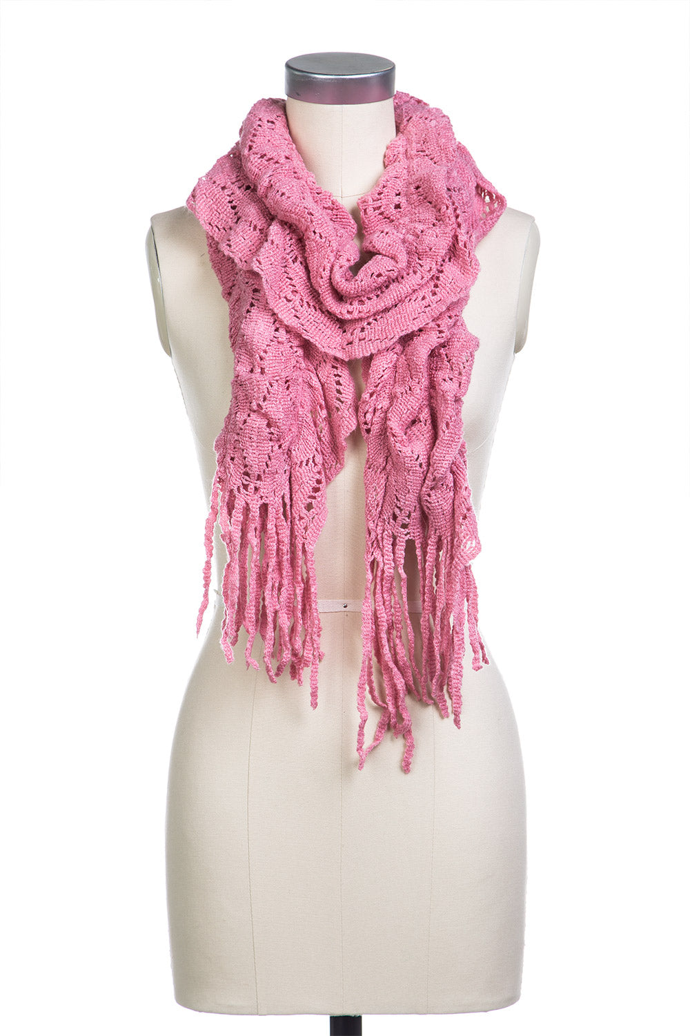 Type 2 Softly Knit Scarf
