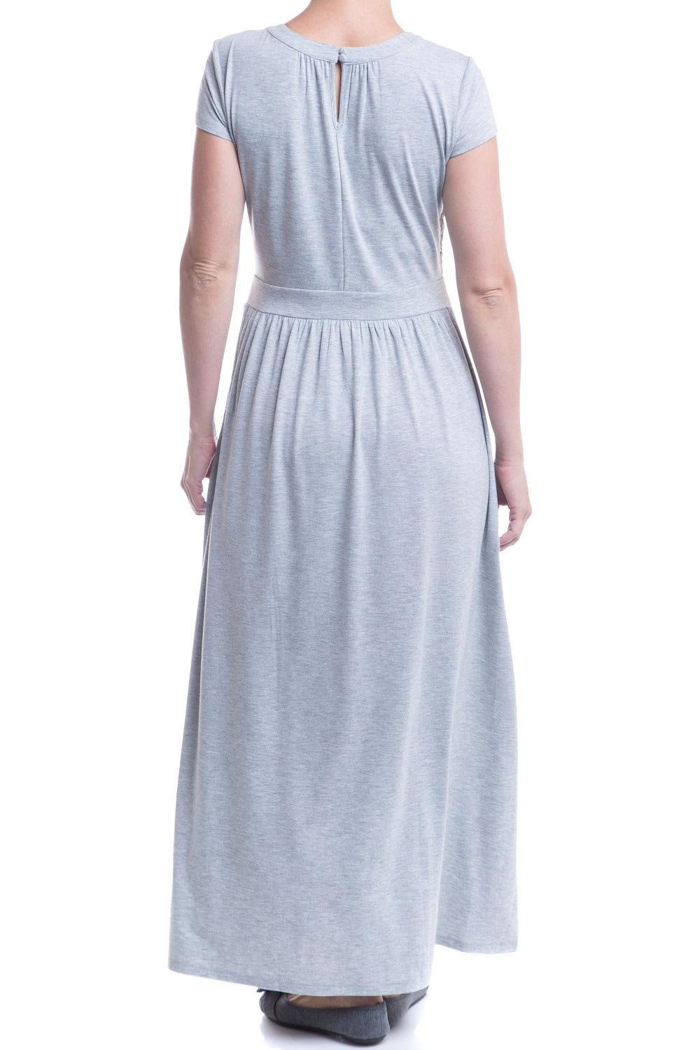 Type 2 Spring Dream Dress In Heather Gray
