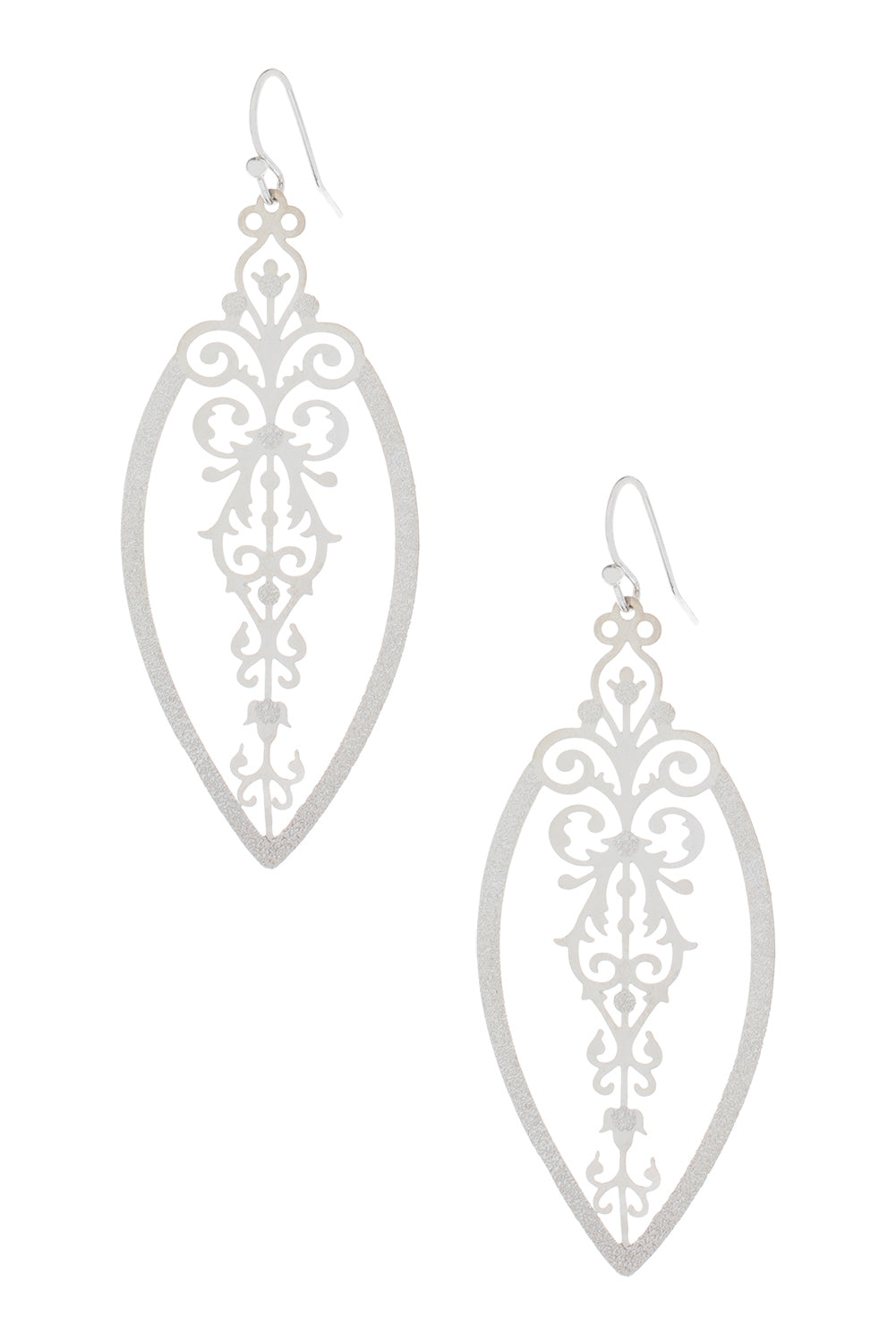 Type 2 Eloquent Leafs Earrings