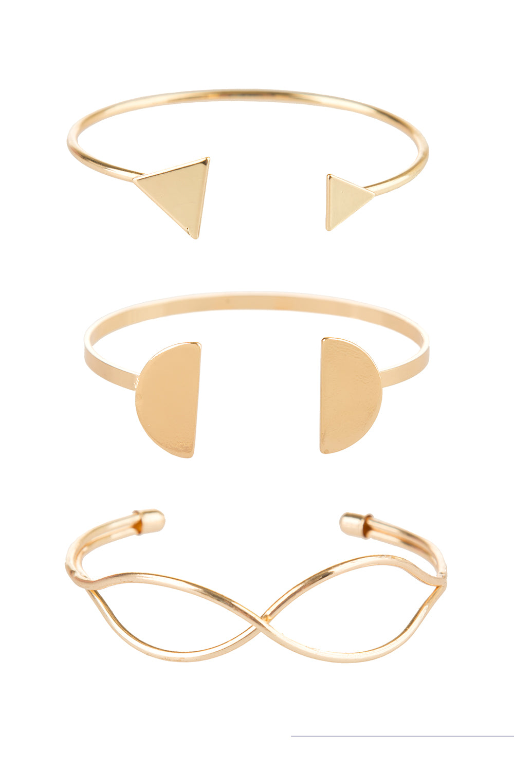 Type 3 Golden Girl Bracelet Set