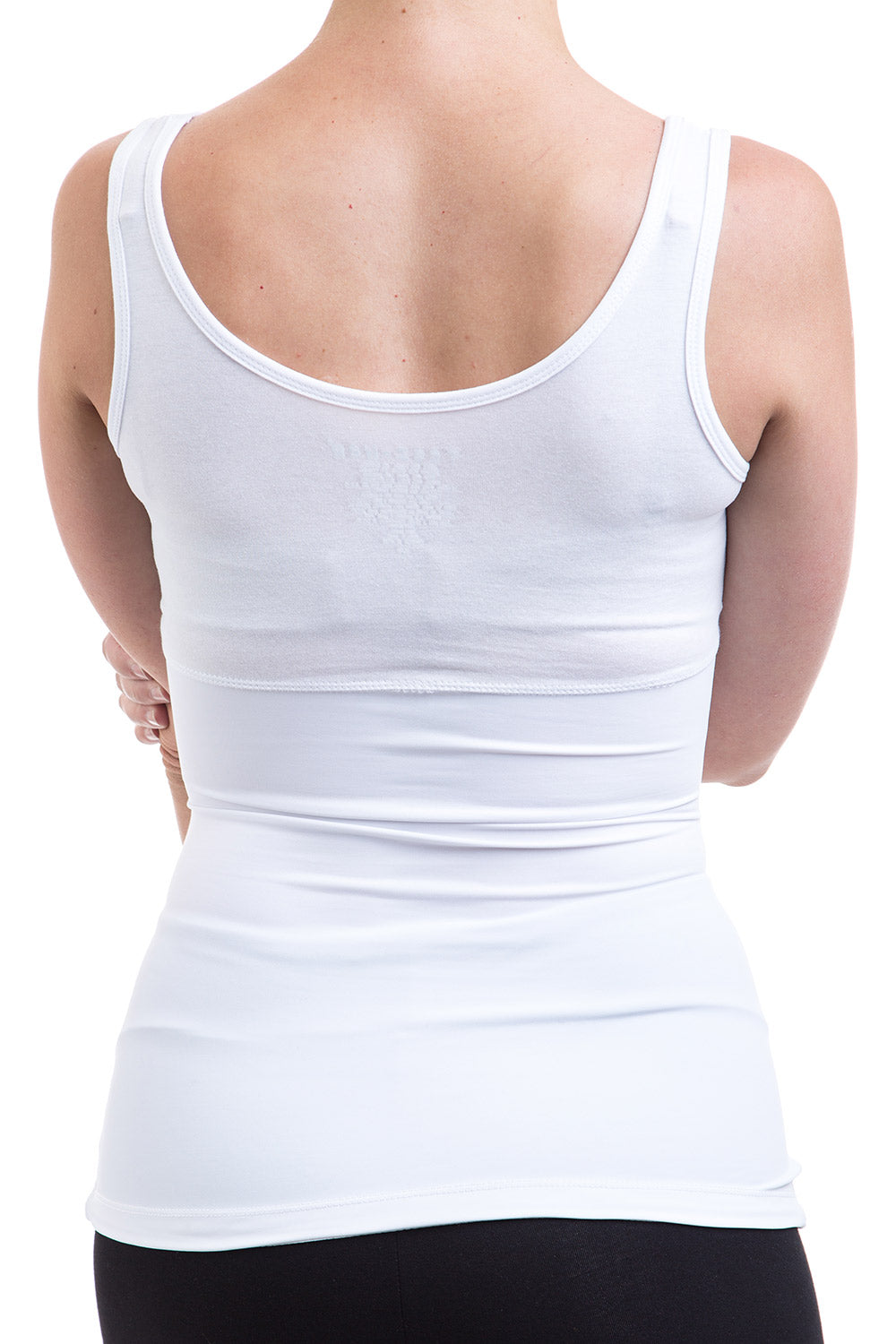 Type 1 & 4 Slimming And Smoothing Tank in White
