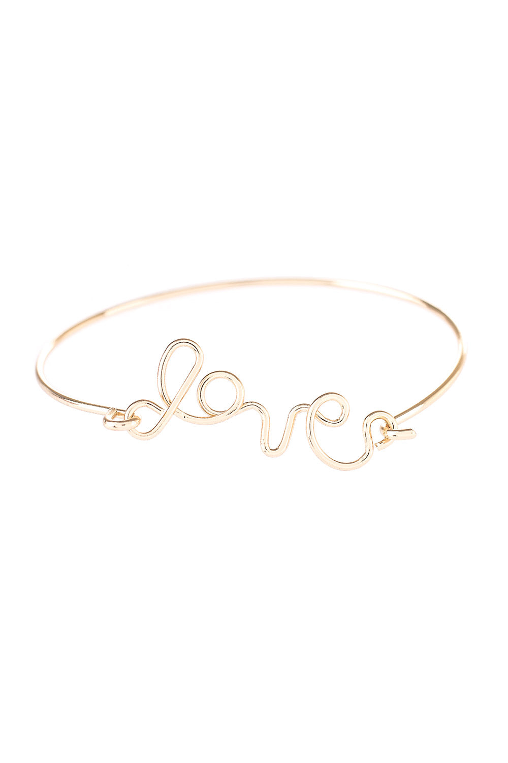 Type 1 Golden Love Bracelet