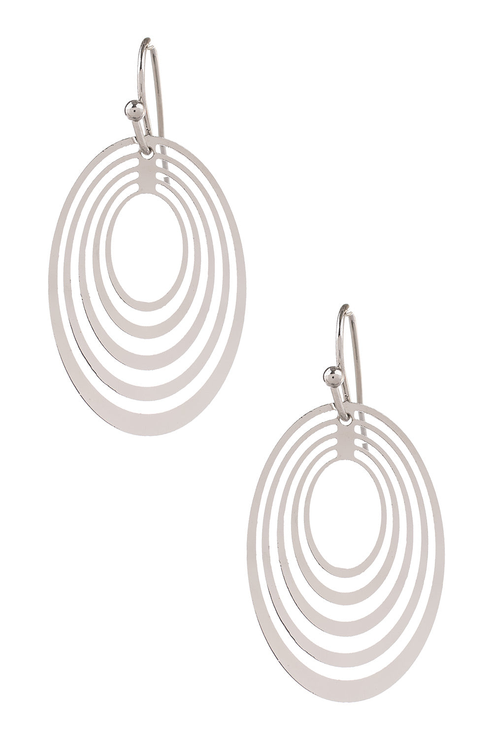 Type 4 Simple Illusion Earrings