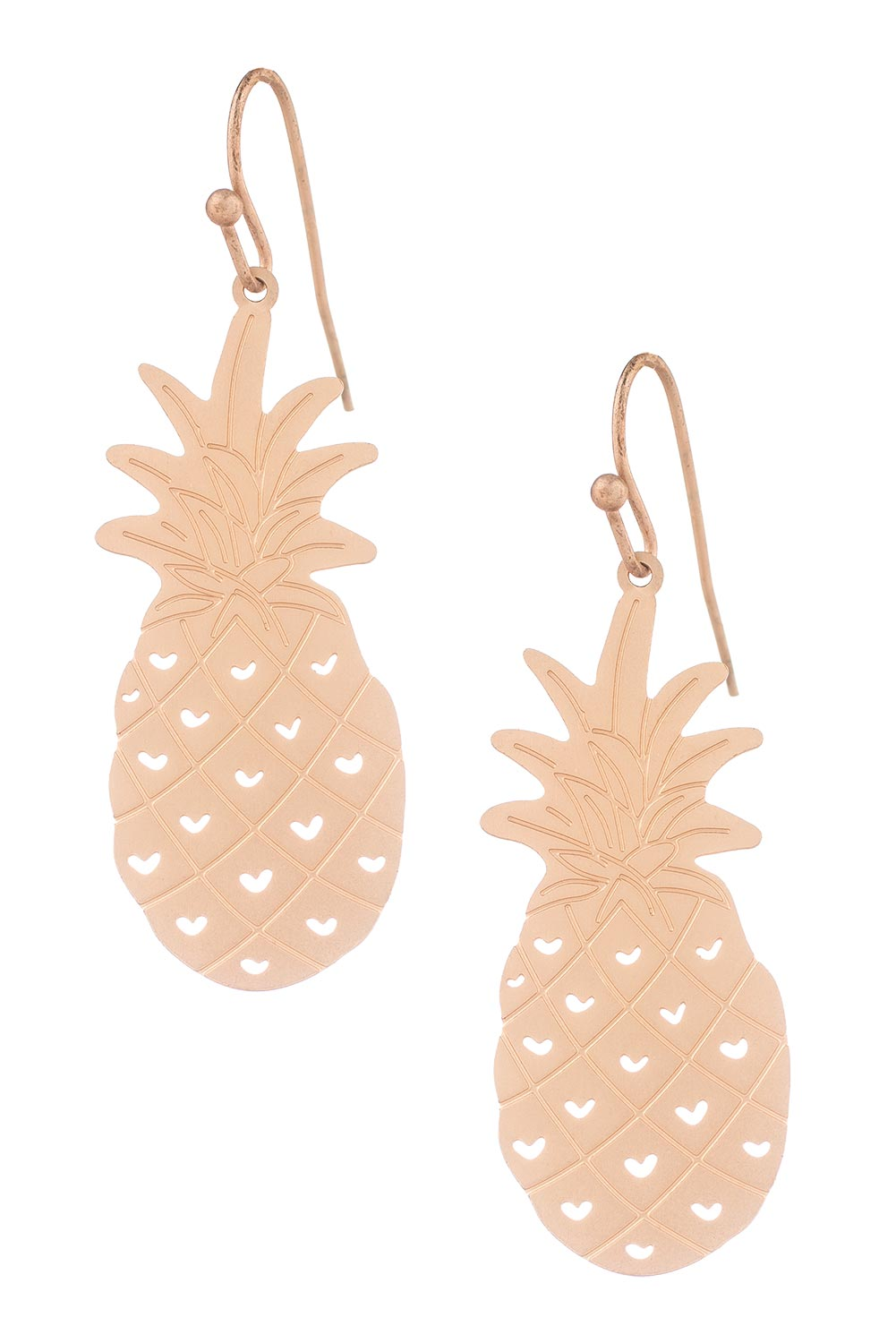 Type 1 Seriously Pineapple Earrings