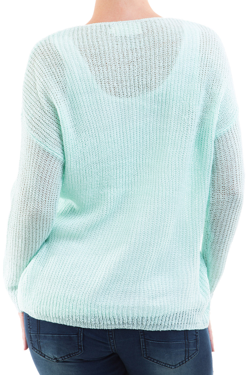 Type 1 Flutter Fly Sweater