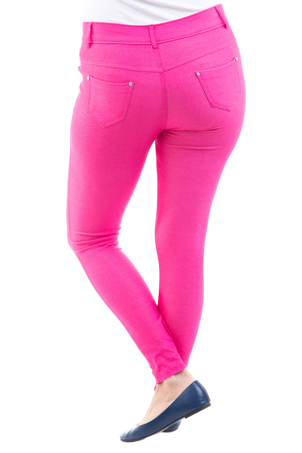 Type 1 Hot Pink Jegging