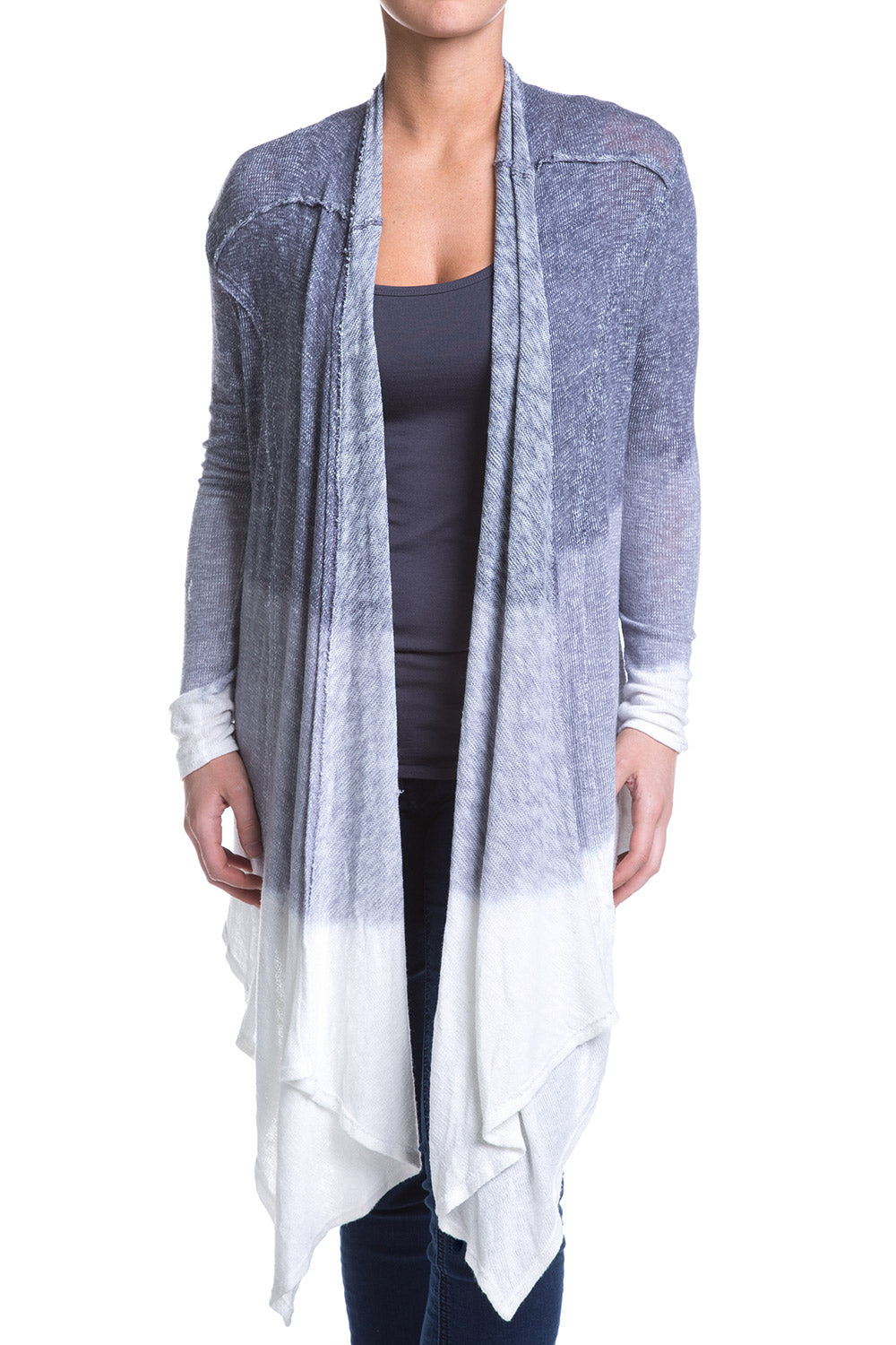 Type 2 Silver Girl Cardigan