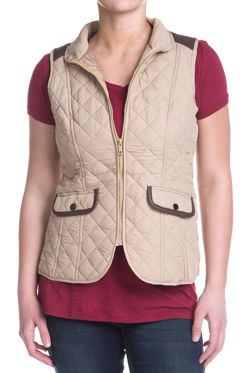 Type 3 Snap To It Vest