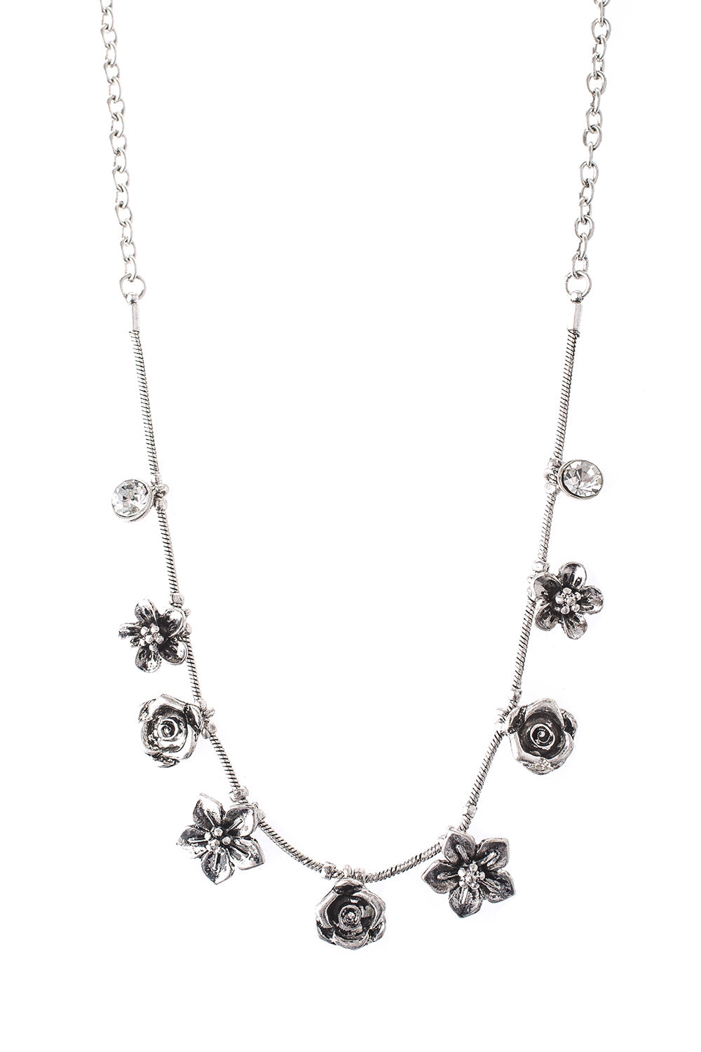 Type 2 Floral Fantasy Necklace