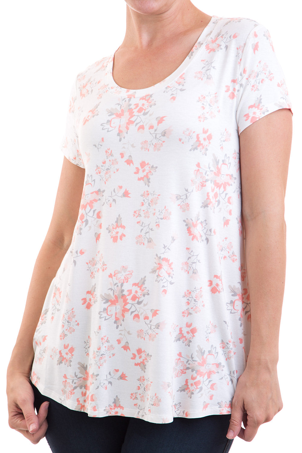 Type 2 Floral Time Top