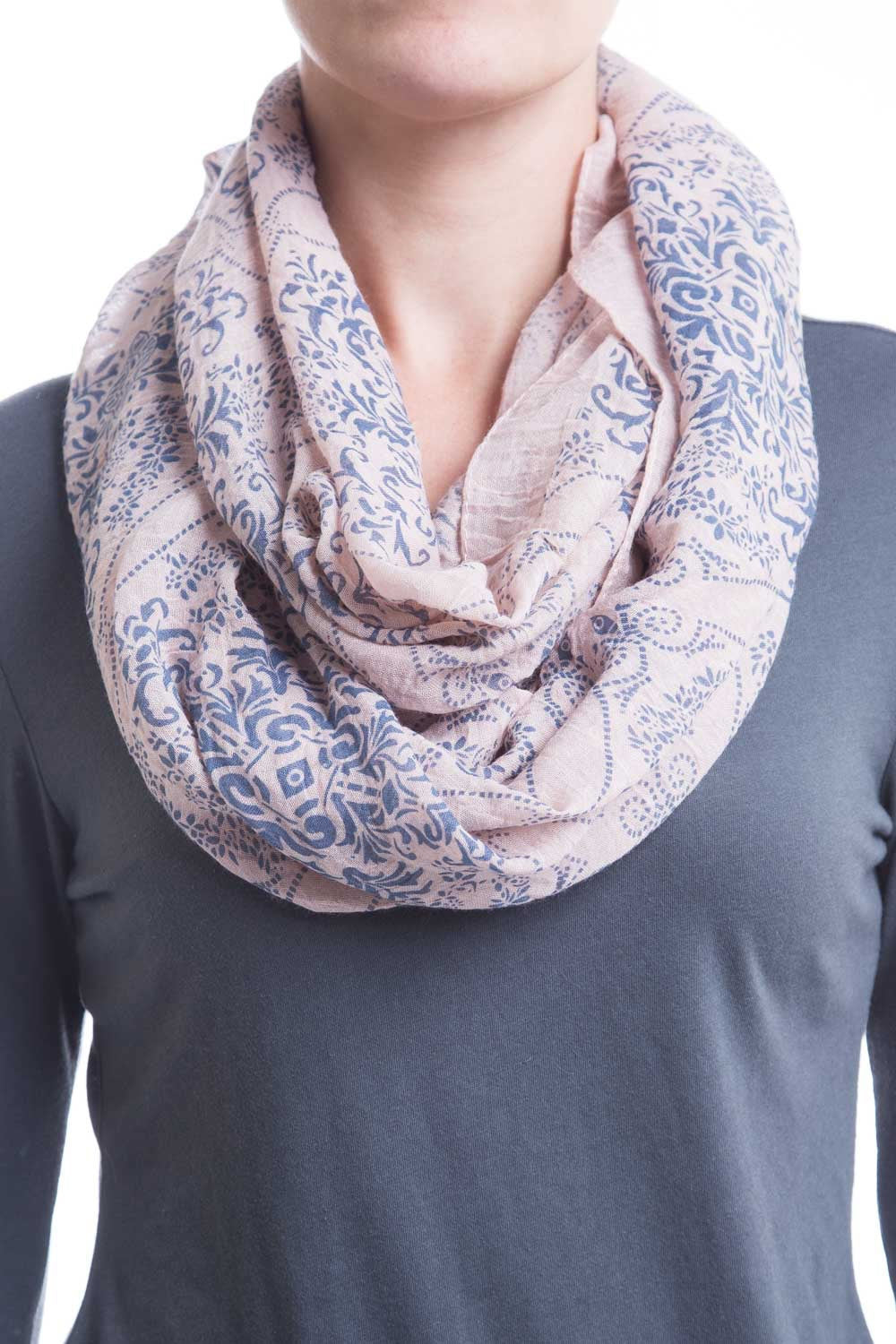 Type 2 Luxurious Detail Scarf