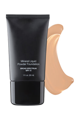 Pale Beige - Mineral Liquid Powder Foundation
