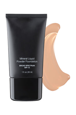 Mineral Liquid Powder- Porcelain