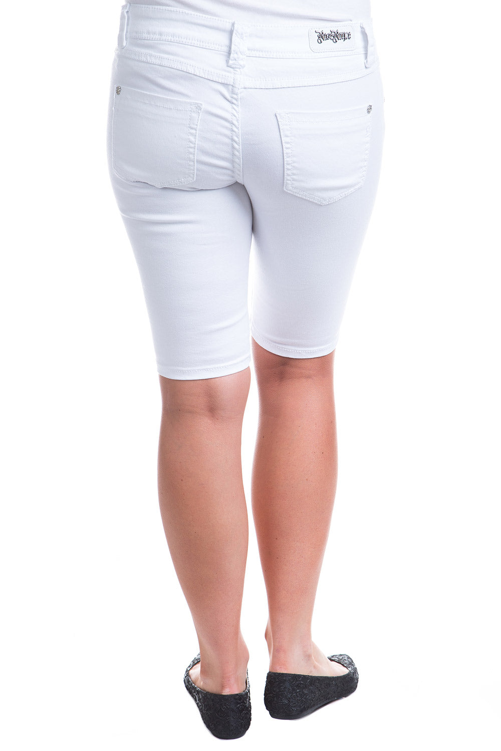 Type 1 Pearl White Shorts