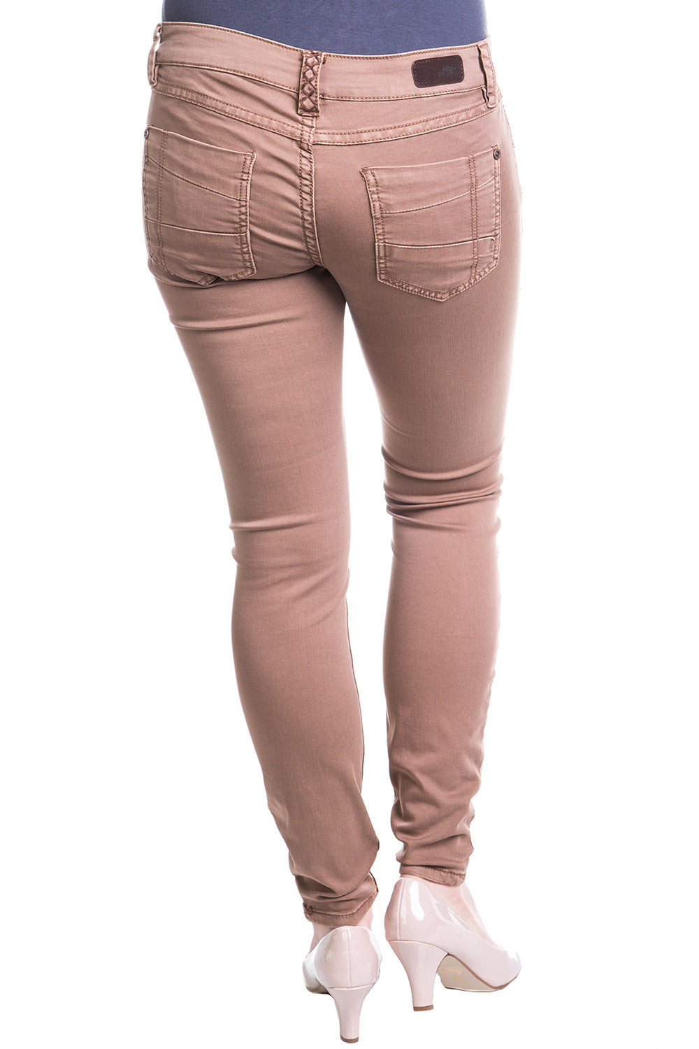 Type 2 Favorite Pants In Rosy Taupe