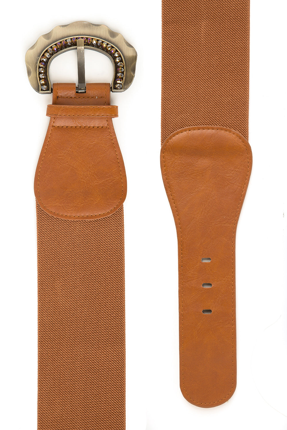 Type 3 Bronze Flame Belt