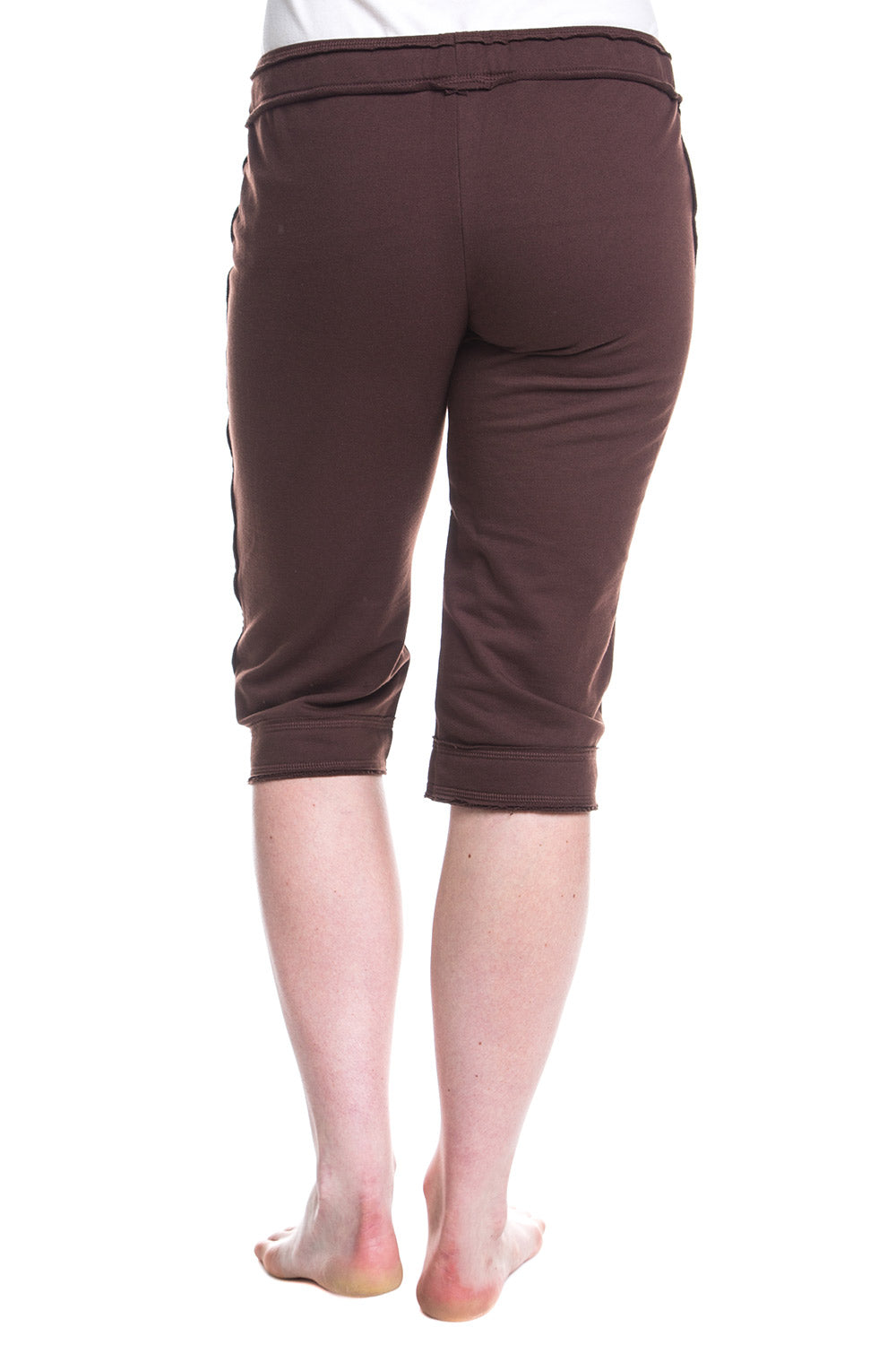 Type 3 Raw Edge Lounge Capri in Brown