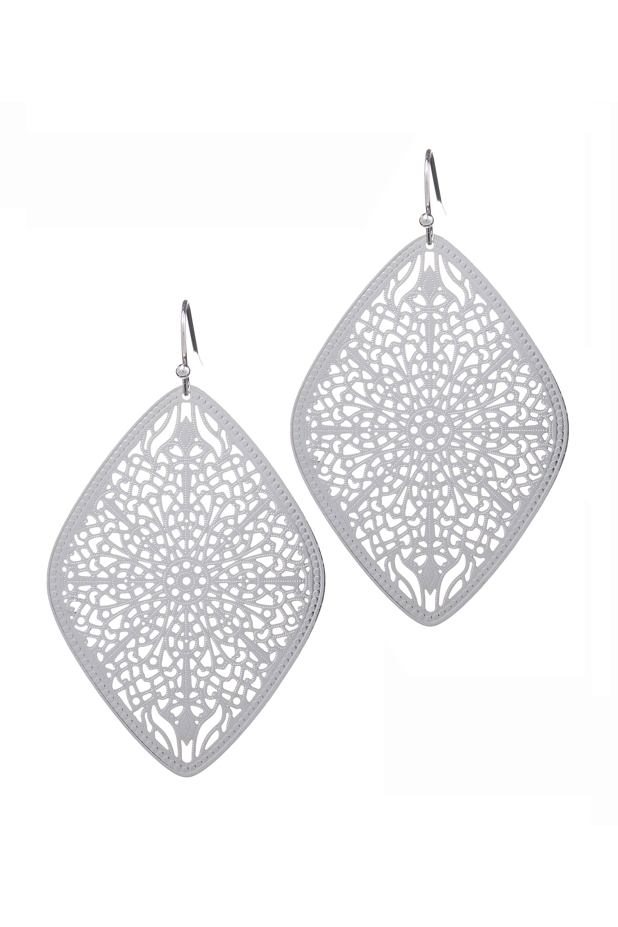 Type 2 Diamond Lace Earrings