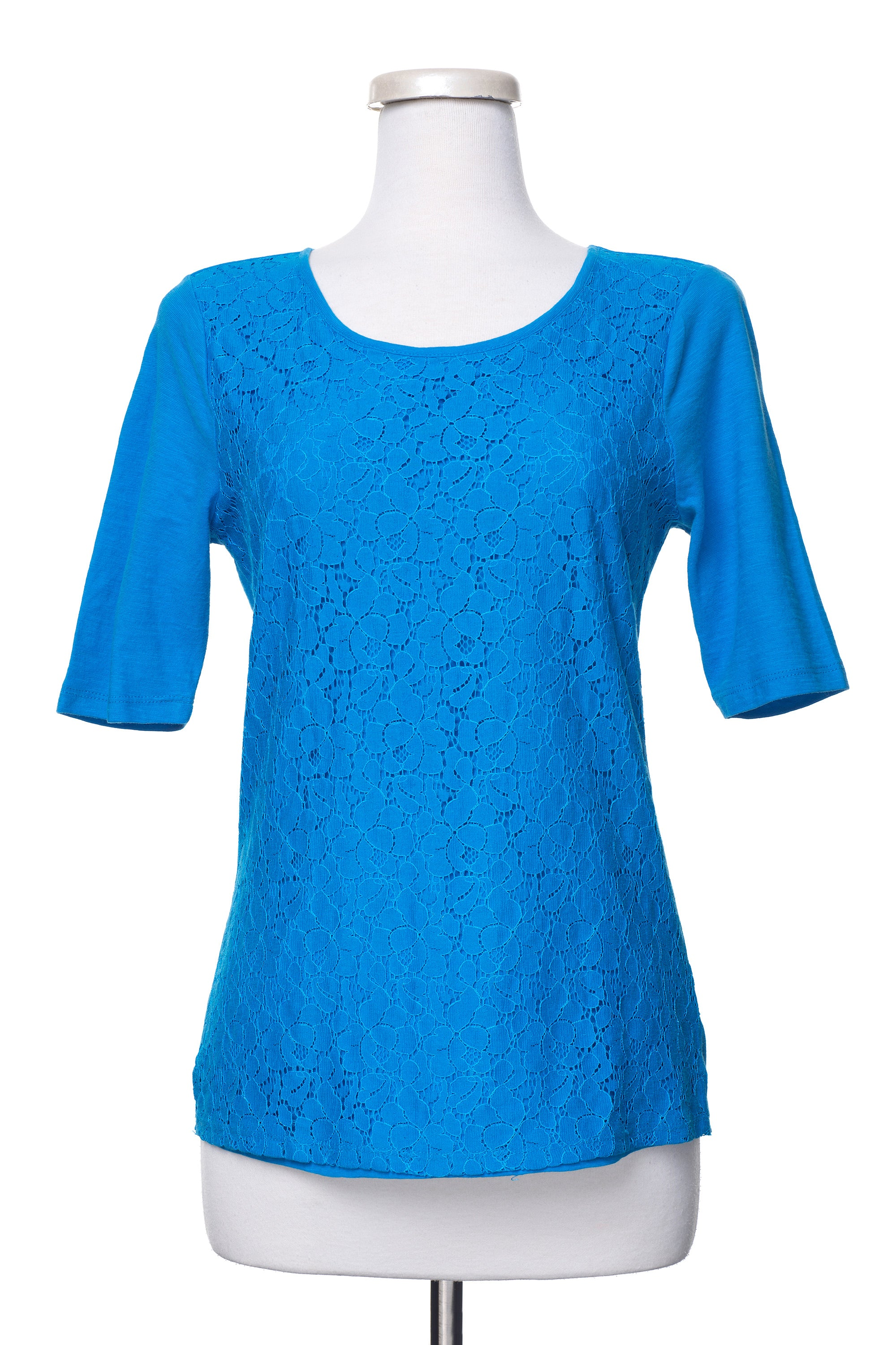Type 1 Ladylike Top in Blue