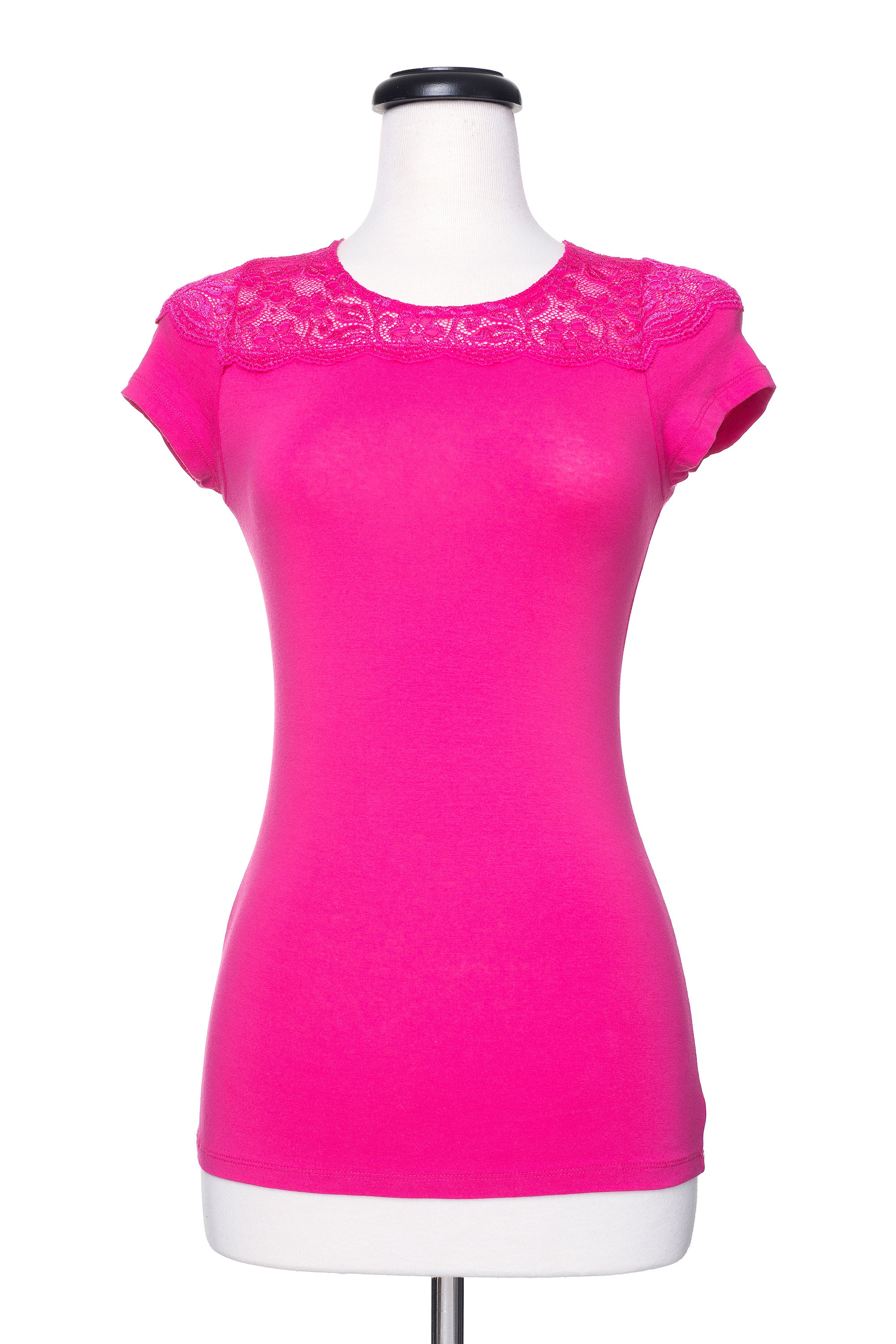 Type 4 Best in Class Top in Pink