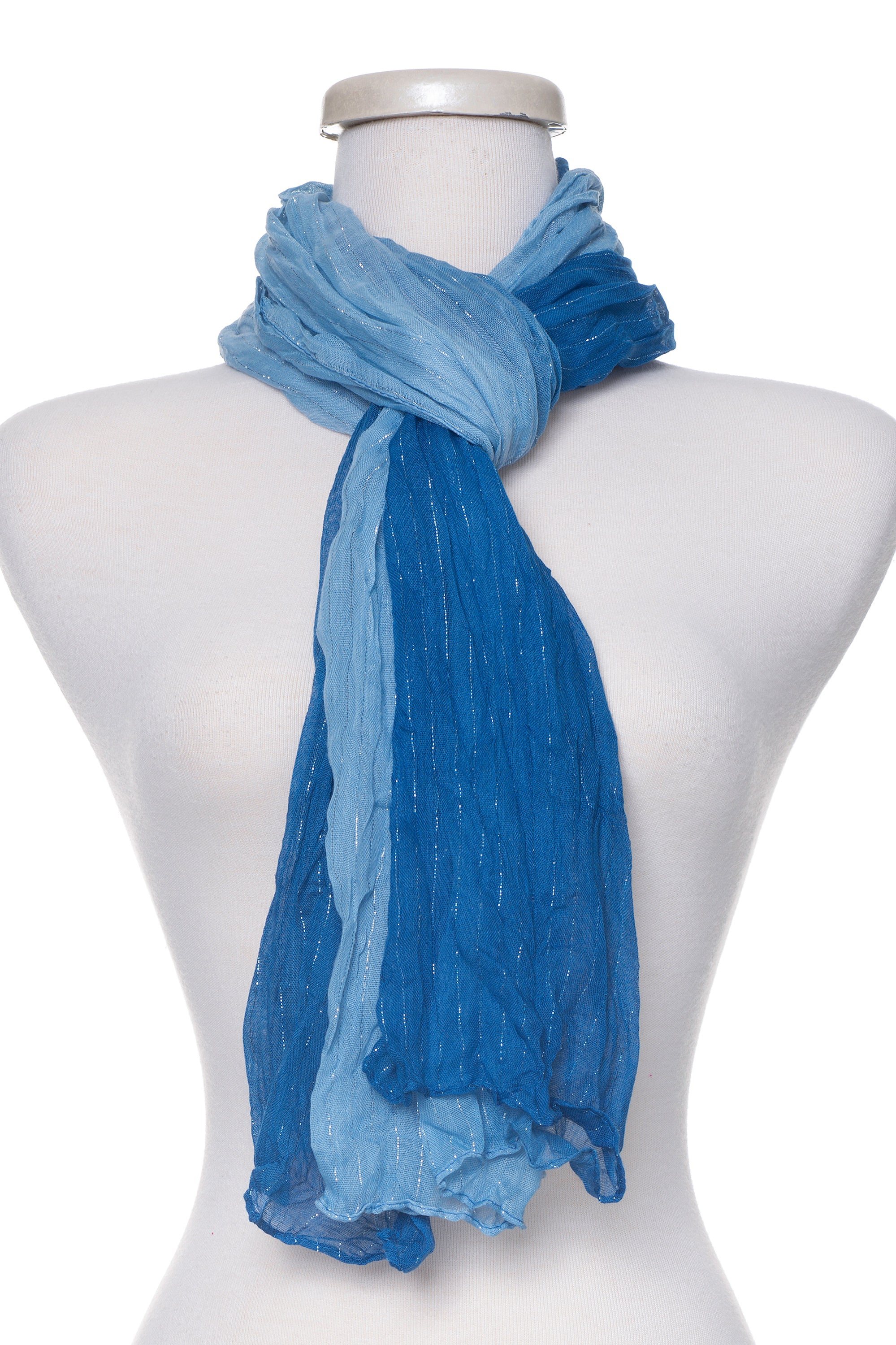 Type 2 Ombre Shimmer Scarf